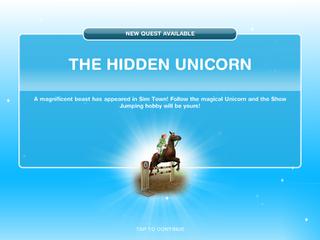 Hidden Unicorn
