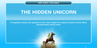 The Hidden Unicorn