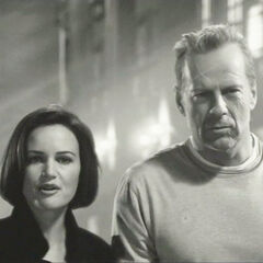 Lucille and John.