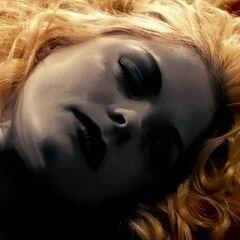 A dead Goldie.