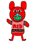 6. Red (Crayola)