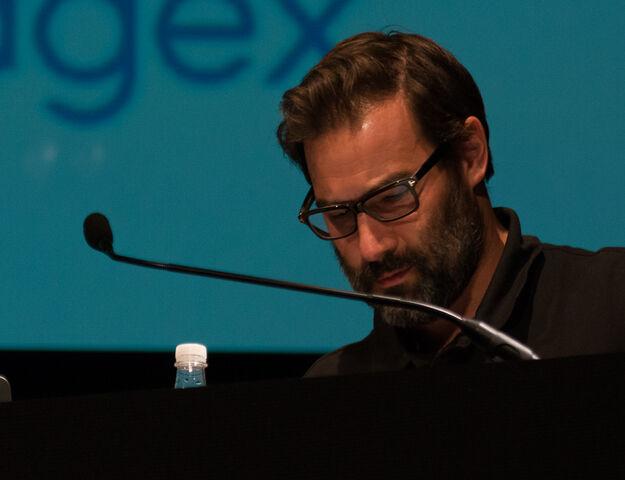 File:Adam Buxton at dConstruct 2013.jpg