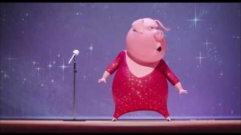 Sing Special Edition - Rosita & Gunter Cheer Up Ash - Own it on Digital HD 3 3 on Blu-ray & DVD 3 21