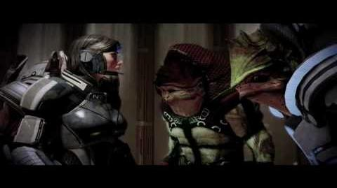 Mass Effect 2 Commander Shepard Is Such A Bitch