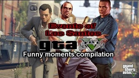 Events of Los Santos - GTA V PC