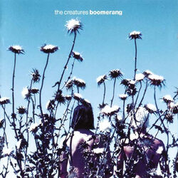 Album Boomerang front