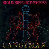 Album Candyman front