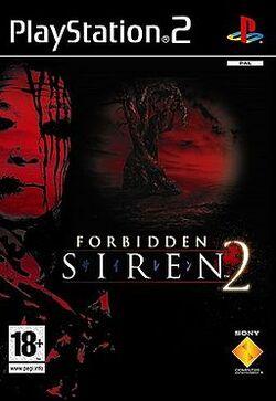 Siren 2 cover