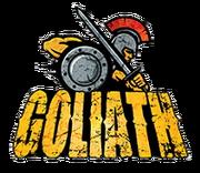 Goliath logo (Six Flags Great America)