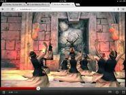 Female assassins inside sister ingrids mine