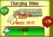 Charging Rhino discounted
