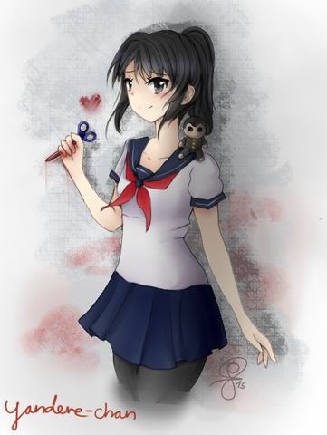 File:Yandere chan by hitominami-d94cxuv.png