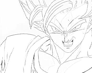 File:SSJ2 Goku Sketch.jpg