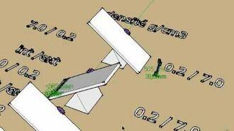 Barre , la densité dans Sketchyphysique