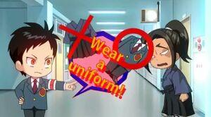 Tsubaki Flash Episode