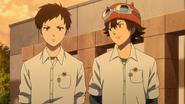 Bossun compares him and Tsubaki's bond to Reiko and Switch's