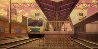 Megijima Station