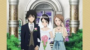 Haru and Ryosuke's wedding
