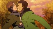 Chuuma steps over bully