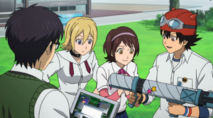 Switch's bazooka