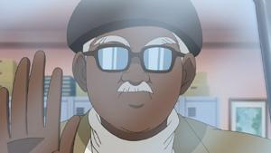 Kezuka Sensei