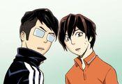 Master and Sungi 3