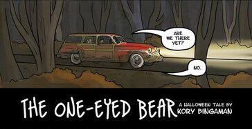 One eyed bear title