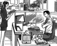 Matsumisha talks about kanaes character