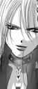 Setsu looks intensely at cain