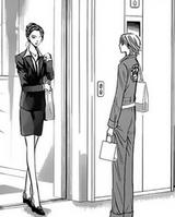 The most awaited reunion - Saena and Kyoko