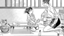 Flashback saena and kyoko dish