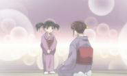 Little kyoko and fuwa okami
