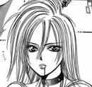 Setsu heel frown