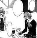 Sho and Kyoko still arguing