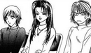 Kanae and kyoko next to each other