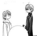 Reino confessing his love to kyoko