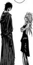 Cain and setsu talking