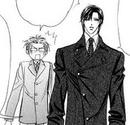 Yashiro shocked at ren