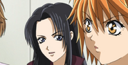 Kanae and kyoko side by side view