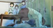 Kyoko is depressed
