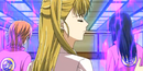 Erika unaware of the devious aura