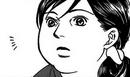 Okami-san looking at someone
