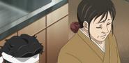 Okami and taisho serving
