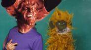 Justin Bieber as Satan