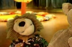 Skippy Shorts Lenny the Lion