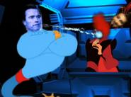 Genie Kills Jafar