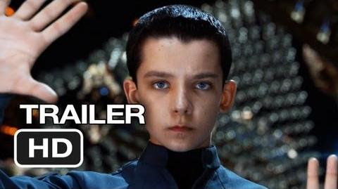 Ender's Game Official Trailer (2013)