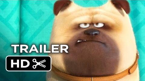 The Secret Life of Pets Official Teaser Trailer 1 (2016) - Jenny Slate, Kevin Hart Movie HD