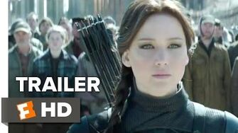 The Hunger Games Mockingjay - Part 2 Official Final Trailer (2015) - Jennifer Lawrence Movie HD