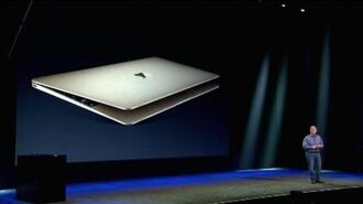 Apple's New MacBook It's Thinner and Lighter